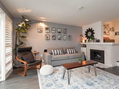 Condo/Townhouse For Sale: 2112 Warfield Avenue #10