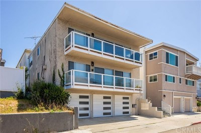 Los Angeles County Multi Family Home For Sale: 1126 Manhattan Avenue