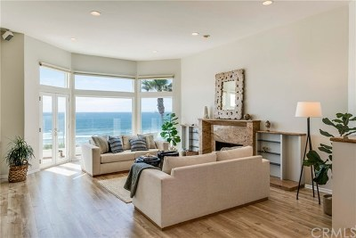 Manhattan Beach Condo/Townhouse For Sale: 3616 The Strand #C