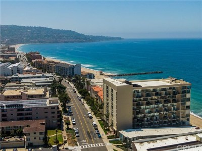 Redondo Beach Condo/Townhouse For Sale: 531 Esplanade #701