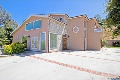 Rancho Palos Verdes Single Family Home For Auction: 5 Cayuse Lane