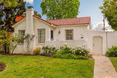 Torrance Single Family Home Active Under Contract: 904 Beech Avenue