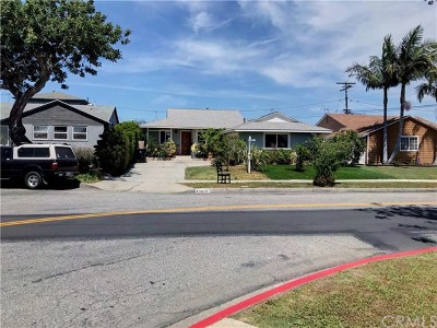 Hawthorne Single Family Home For Sale: 3619 W 148th Place