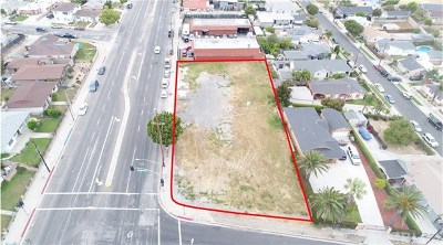 Carson Commercial For Sale: 21240 Main Street
