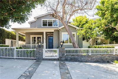 Los Angeles County Single Family Home For Sale: 598 33rd Street