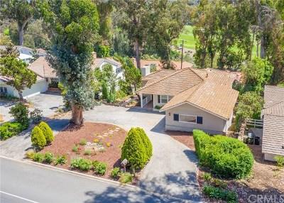 Palos Verdes Estates Single Family Home For Sale: 3112 Palos Verdes Drive N