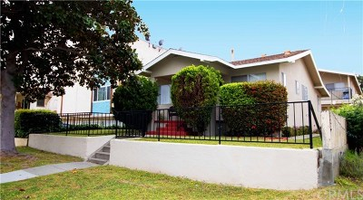 Torrance Multi Family Home For Sale: 807 Amapola Avenue