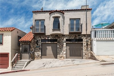 Manhattan Beach Single Family Home For Sale: 205 40th Street