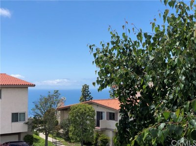 Rancho Palos Verdes Condo/Townhouse For Sale: 28305 Ridgefalls Court #123