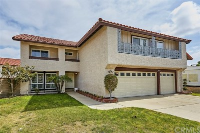 Torrance Single Family Home For Sale: 3855 Tiffany Court