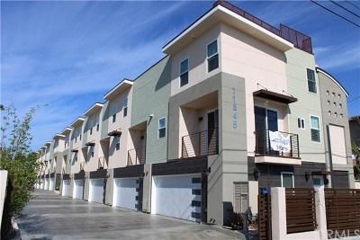 Hawthorne Condo/Townhouse For Sale: 11845 Grevillea Ave #2,3,4,7,