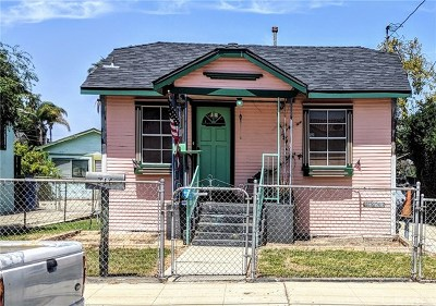 San Pedro Single Family Home For Sale: 764 W Elberon Avenue