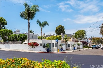 Manhattan Beach Multi Family Home For Sale: 2505 Maple Avenue