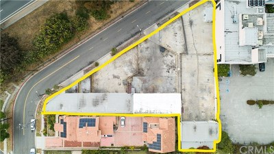 Torrance Commercial For Sale: 3977 W 171st Street