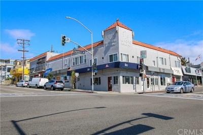 Manhattan Beach Commercial For Sale: 312 Rosecrans Avenue