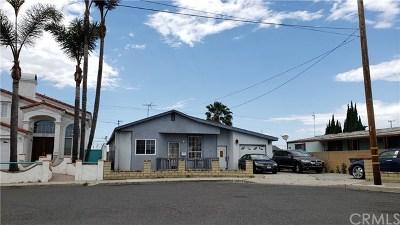 Carson Single Family Home For Sale: 20633 Shearer Avenue
