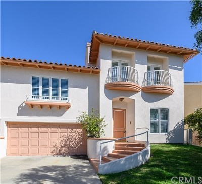 Palos Verdes Estates Multi Family Home For Sale: 2124 Palos Verdes Drive W