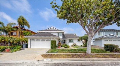 Torrance Single Family Home For Sale: 2883 W 234th Street