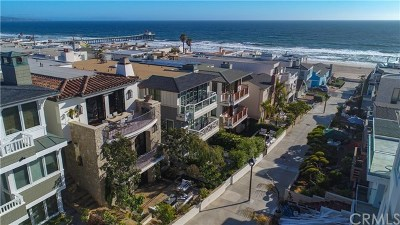 Manhattan Beach Single Family Home For Sale: 204 16th Street