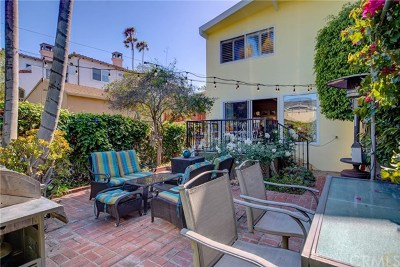 Manhattan Beach Single Family Home For Sale: 612 Anderson Street