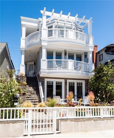 Manhattan Beach Single Family Home For Sale: 401 10th Street