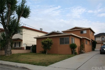 Redondo Beach Multi Family Home For Sale: 2203 Marshallfield Lane