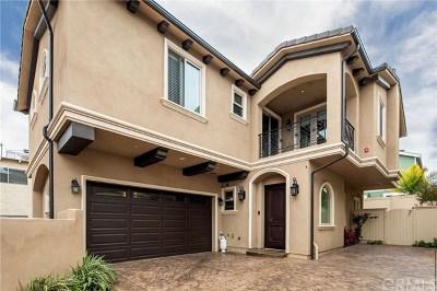 Redondo Beach CA Condo/Townhouse For Sale: $1,399,900