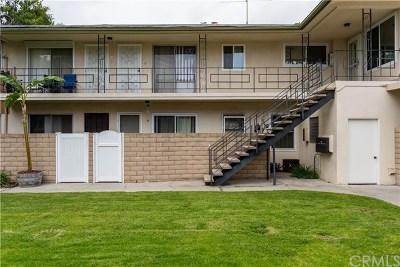Long Beach Condo/Townhouse For Sale: 2213 San Anseline Avenue #2