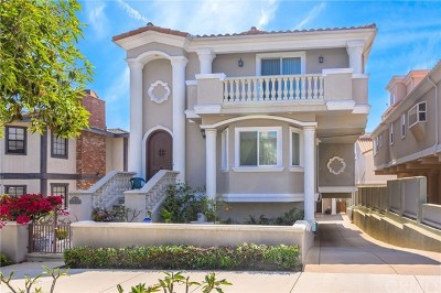 Los Angeles County Rental For Rent: 217 S Irena Avenue #A