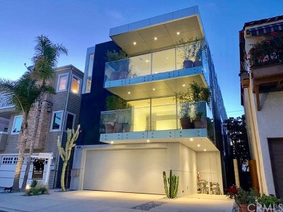 Manhattan Beach Condo/Townhouse For Sale: 441 23rd Street