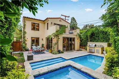 Los Angeles County Single Family Home For Sale: 1613 Via Garfias