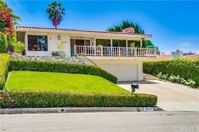 Single Family Home For Sale: 1636 Dalton Road