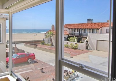 Los Angeles County Rental For Rent: 2231 Hermosa Avenue #1
