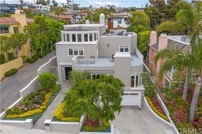 Manhattan Beach Single Family Home For Sale: 200 S Poinsettia Avenue
