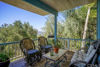 Topanga Single Family Home For Auction: 20711 Medley Lane