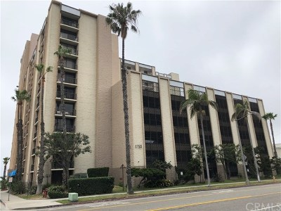 Long Beach Condo/Townhouse For Sale: 1750 E Ocean Boulevard #C