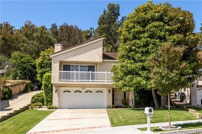 Torrance Single Family Home Sold: 3108 Carolwood Lane