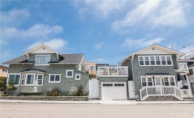 Hermosa Beach Single Family Home For Sale: 204 30th Street