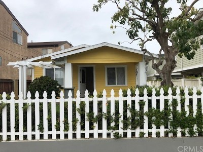 Los Angeles County Rental For Rent: 107 Prospect