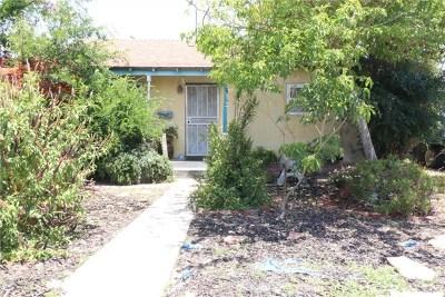 Gardena Single Family Home For Sale: 14832 Daphne Avenue