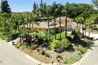 Rancho Palos Verdes Single Family Home For Sale: 28666 Crestridge Road