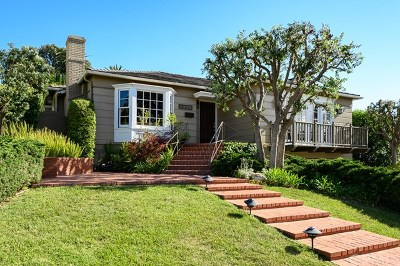 Los Angeles County Single Family Home For Sale: 3920 Via Solano