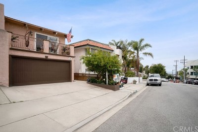Hermosa Beach Single Family Home For Sale: 918 21st Street