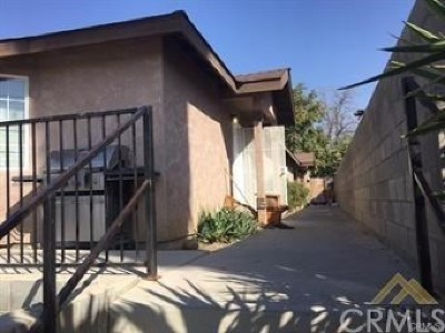 Bakersfield Multi Family Home For Sale: 1214 Height Street