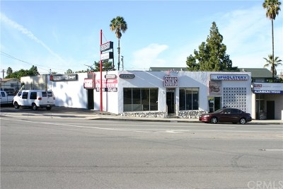 Lomita Commercial For Sale: 26125 Western Avenue