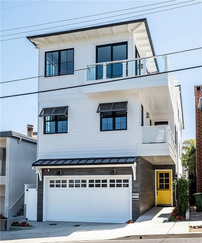 Single Family Home For Sale: 724 13th Street