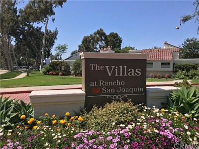 Irvine Condo/Townhouse For Sale: 30 Segura #62