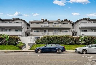 Hermosa Beach Condo/Townhouse For Sale: 446 Monterey Boulevard #G2