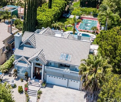 Granada Hills Single Family Home For Sale: 17976 Mayerling Street