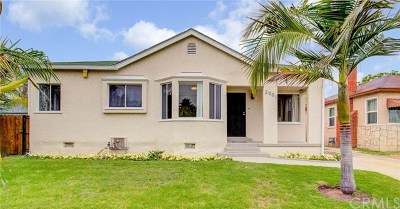 Los Angeles Single Family Home For Sale: 2001 S Spaulding